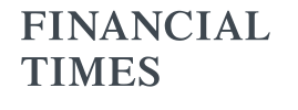 Financial times corporate logo