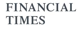 Financial times corporate logo