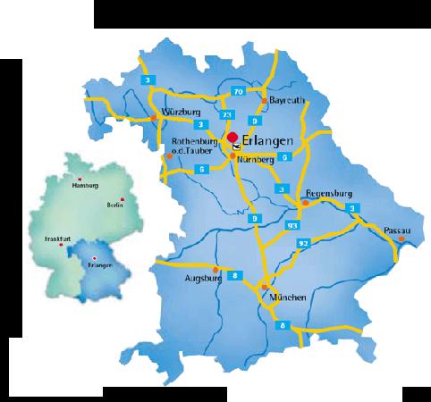 Makrolage Erlangen