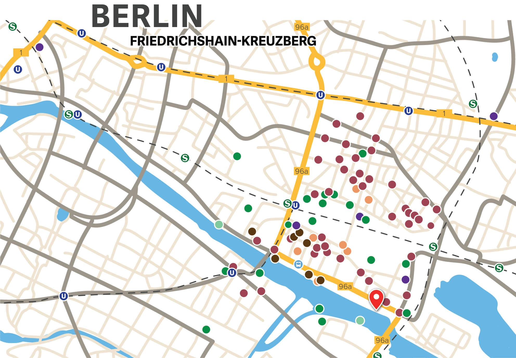 Map Wave Berlin Detail 1 Min