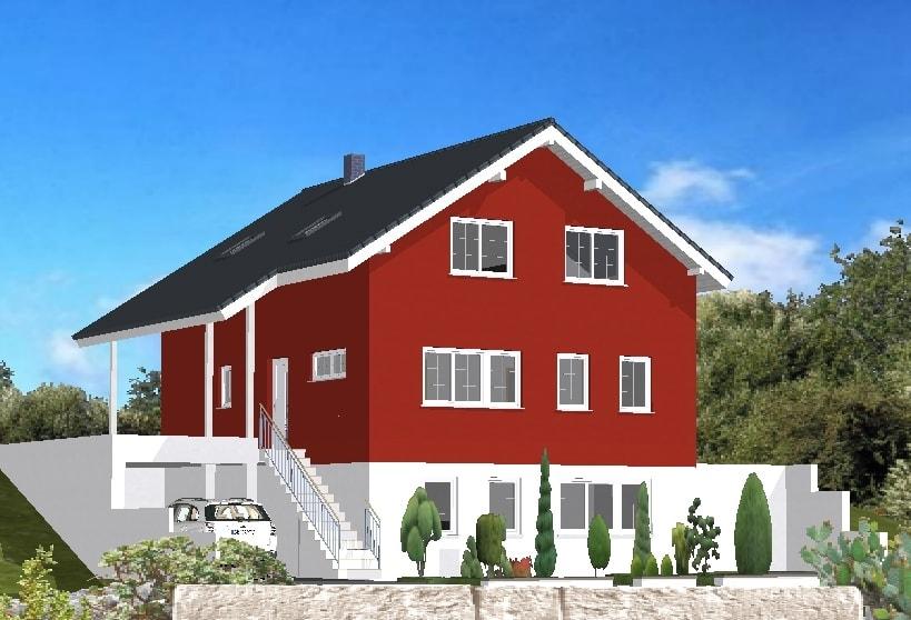 Einfamilienhaus Dexturis-Bau Alzenau