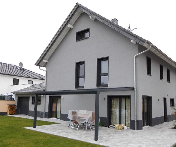 Einfamilienhaus Dexturis-Bau Babenhausen