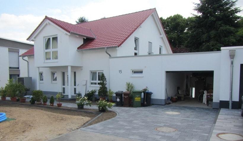 Einfamilienhaus Dexturis-Bau Hattersheim