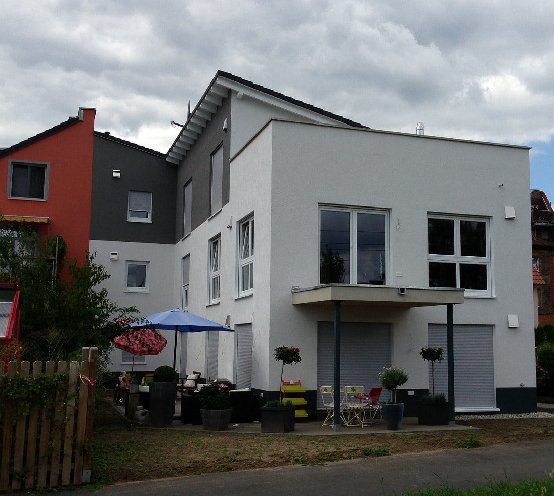 Einfamilienhaus Dexturis-Bau Fechtenheim