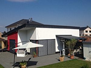 Einfamilienhaus Dexturis-Bau Gross-Zimmern