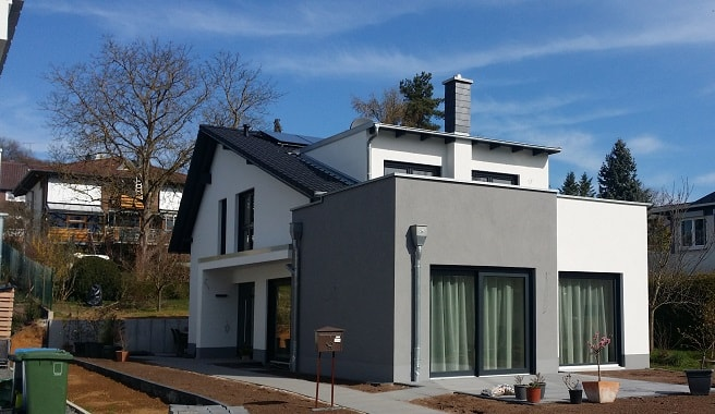Doppelhaus Dexturis-Bau Rossdorf