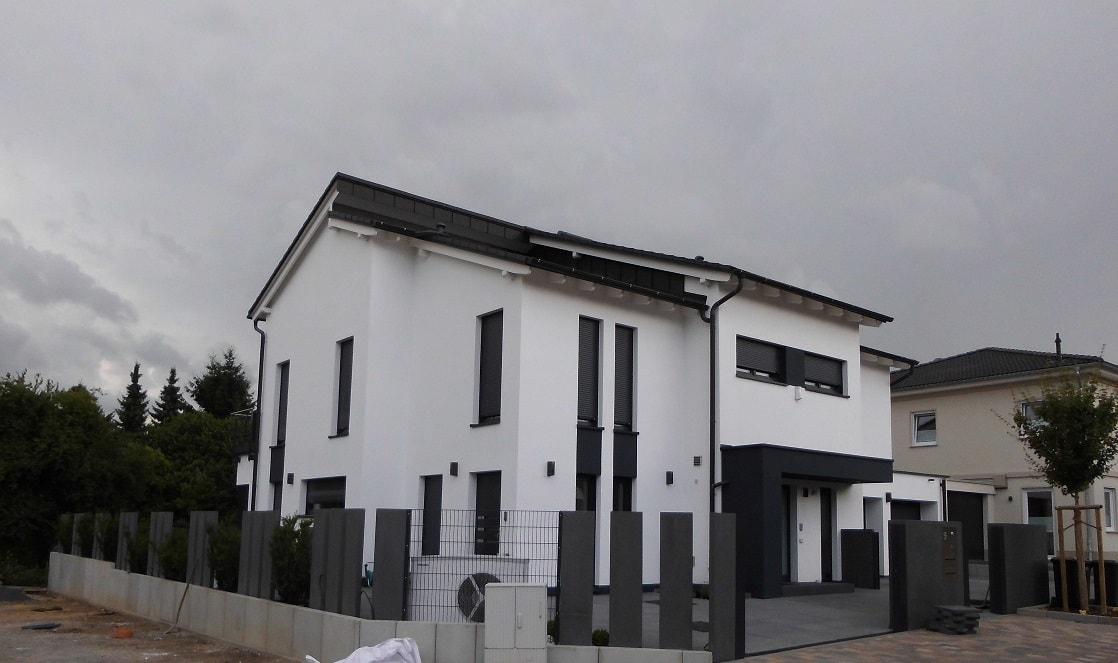 Einfamilienhaus Dexturis-Bau Steinbach