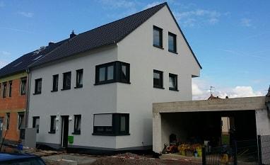 Doppelhaus Dexturis-Bau Gross-Ostheim