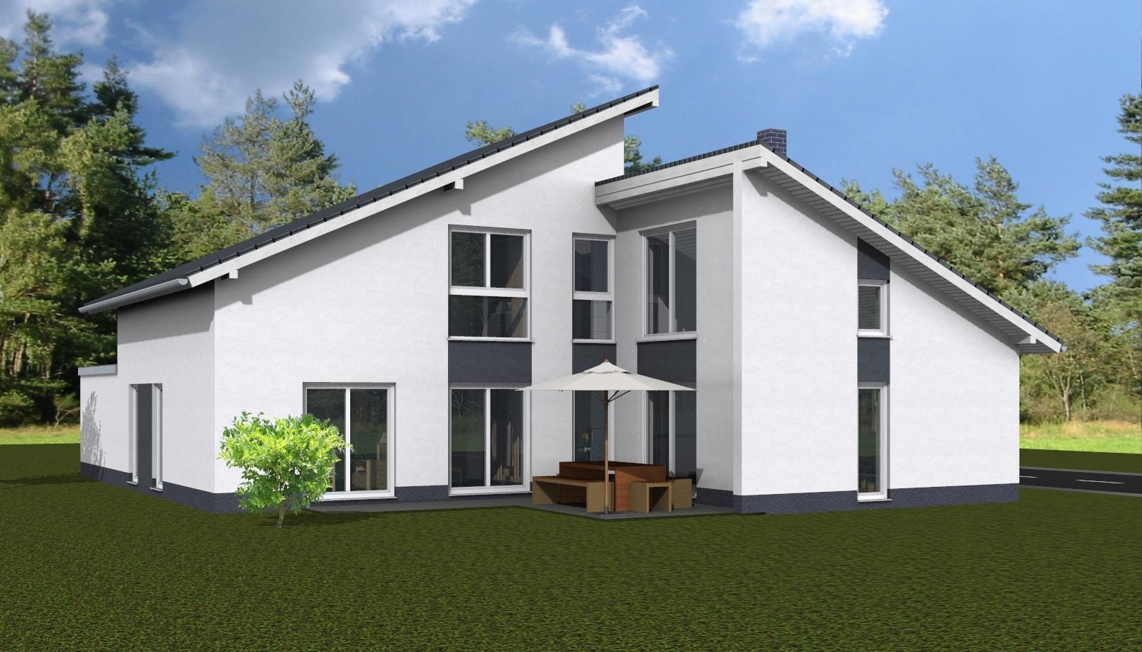 Einfamilienhaus Dexturis-Bau Rockeberg