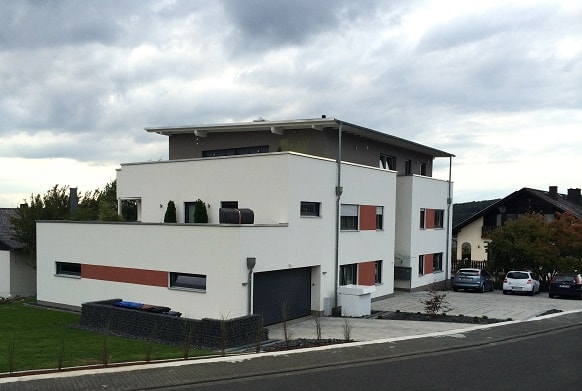 Sechsfamilienhaus Dexturis-Bau Biebertal