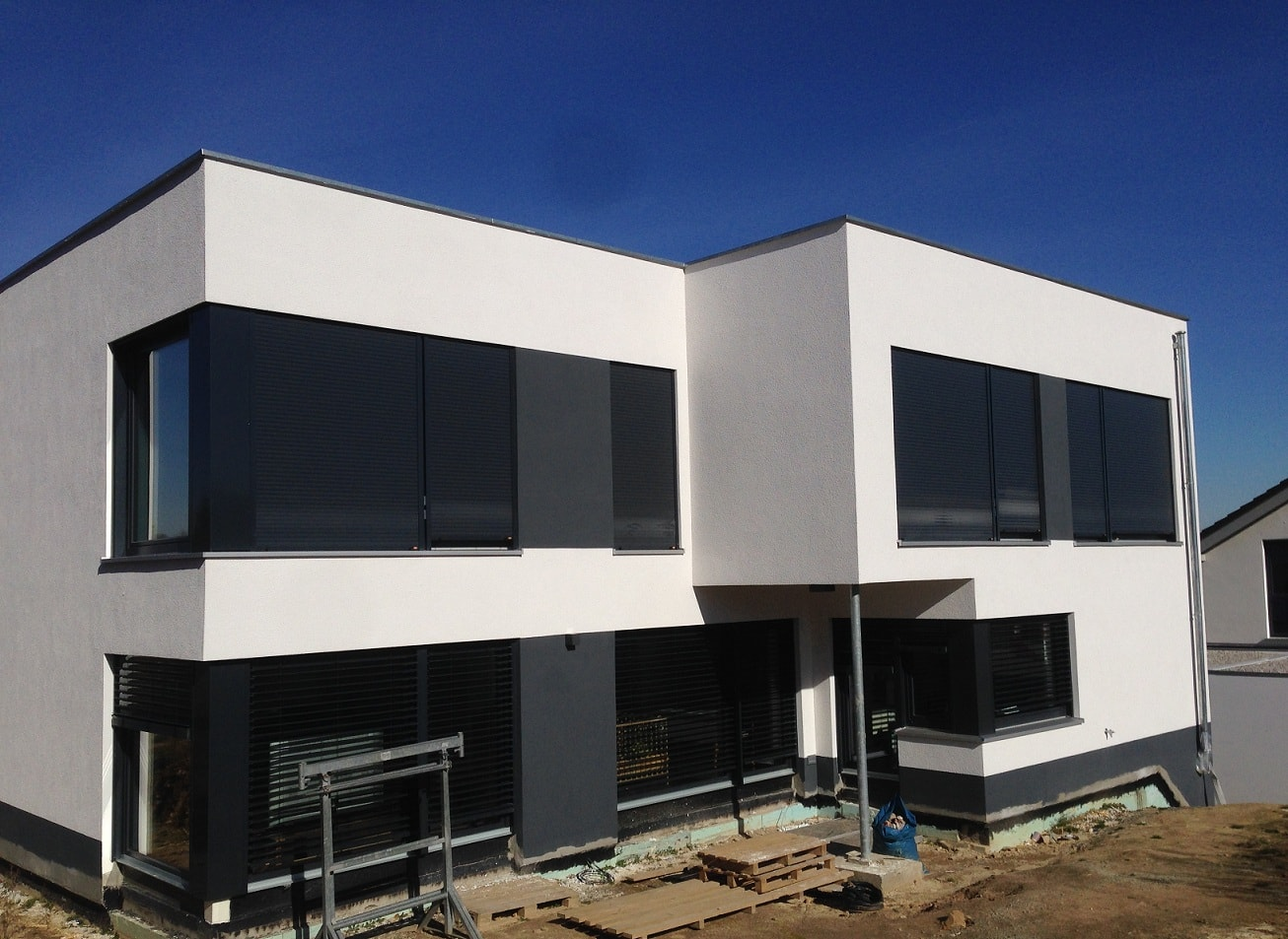 Einfamilienhaus Dexturis-Bau Butzbach