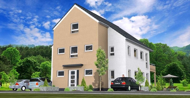 Mehrfamilienhaus Dexturis-Bau Gross-Zimmern
