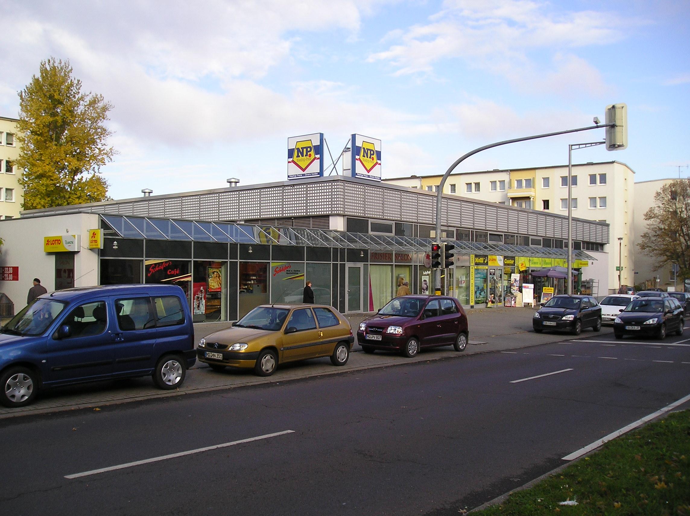 Einkaufszentrum Magdeburg De Hunnenschans Beheer B.V.