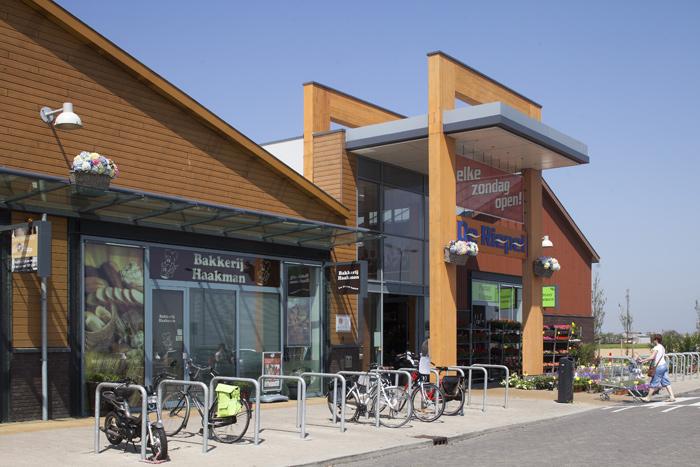 Einkaufszentrum De Riepel De Hunnenschans Beheer B.V.