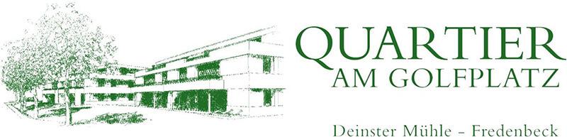 Logo Quartier am Golfplatz