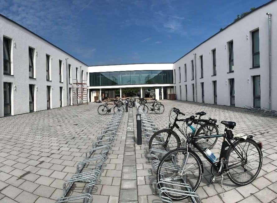 Baufortschritt Studentenwohnheim Rheingau 1