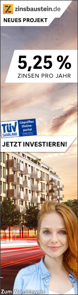 zinsbaustein.de - Crowdinvesting Immobilien - SCHOENEGARTEN Berlin