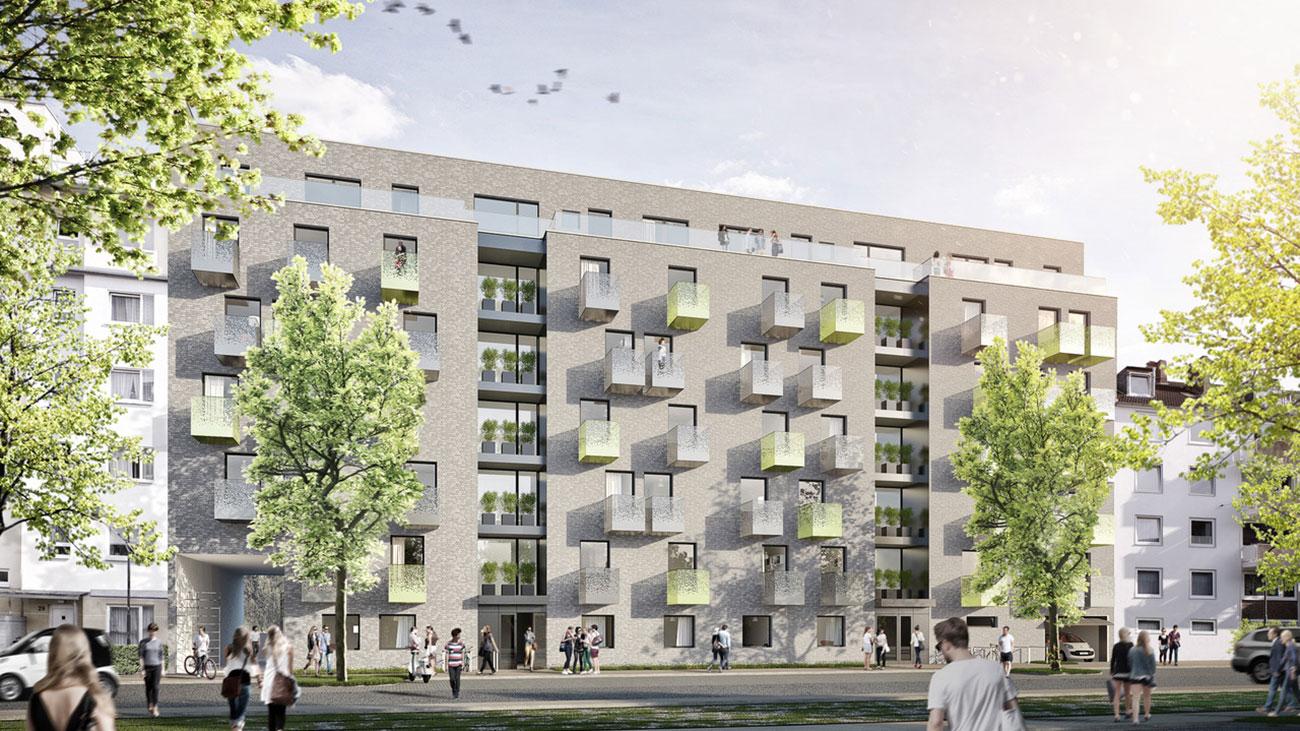 Studentenwohnheim Düsseldorf