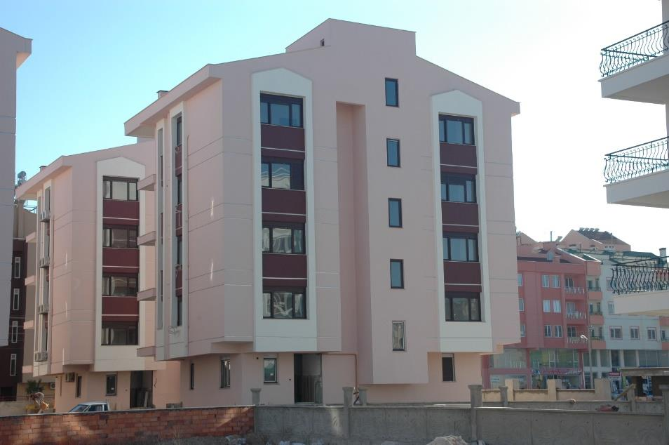 Apartmentgruppe in Antalya I