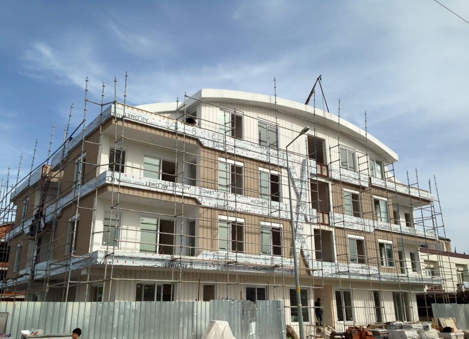 Apartmentgruppe in Antalya II