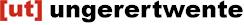 Logo ungerertwente