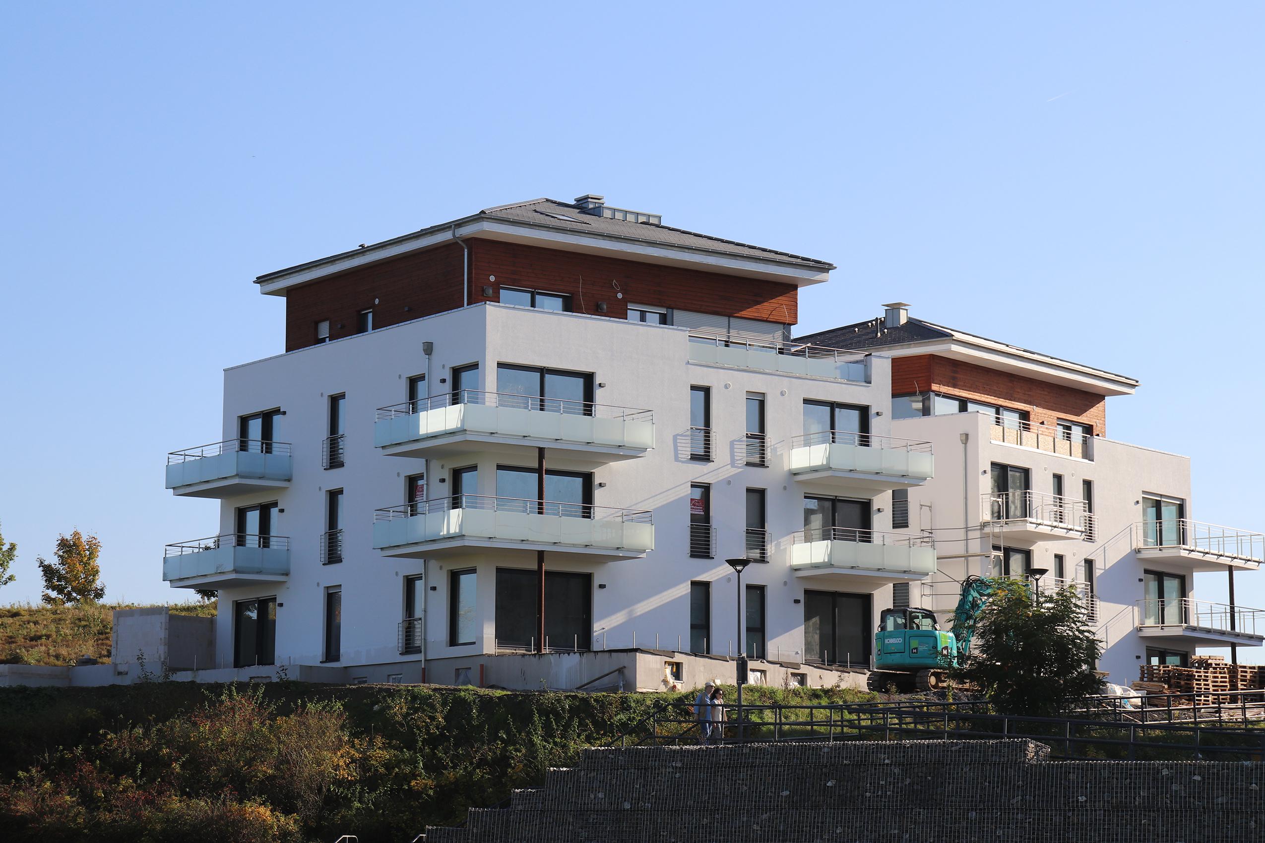 Mehrfamilienhäuser Phoenixsee