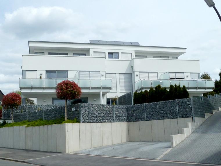 Mehrfamilienhaus Heiduferweg