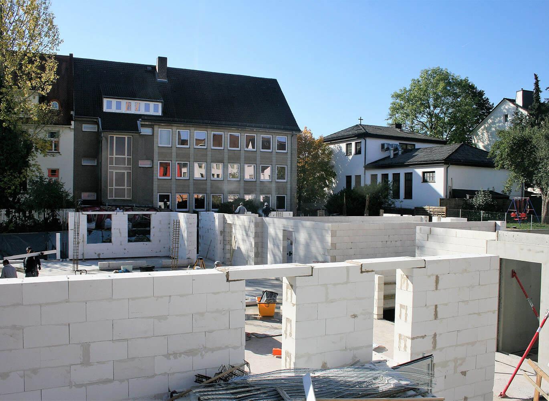Baustelle Kölnische 45 1