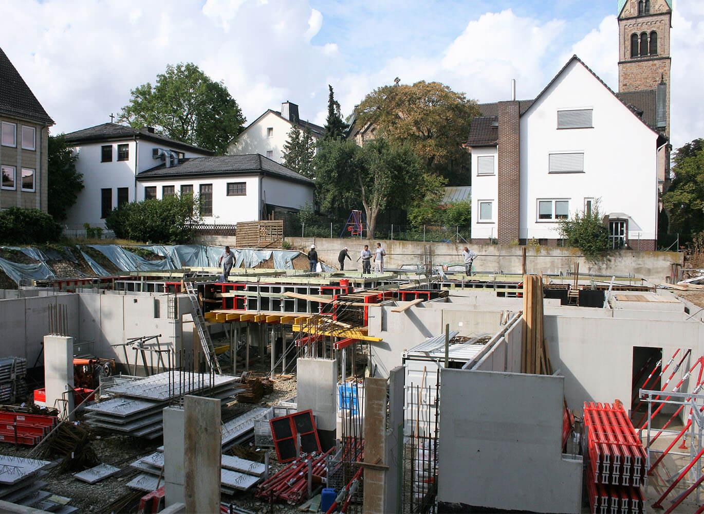 Baustelle Kölnische 45 2