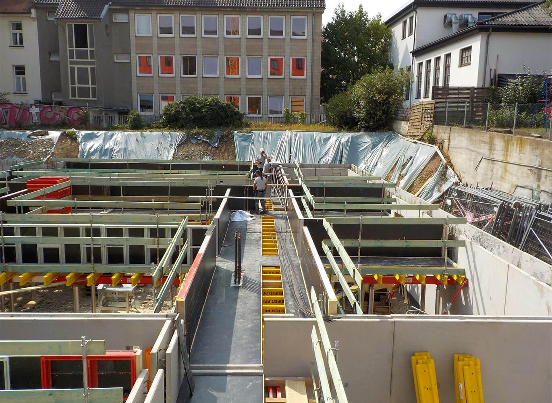 Baustelle Kölnische 45 3