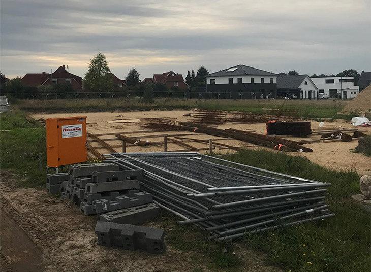 Baustelle Quartier am Golfplatz 2