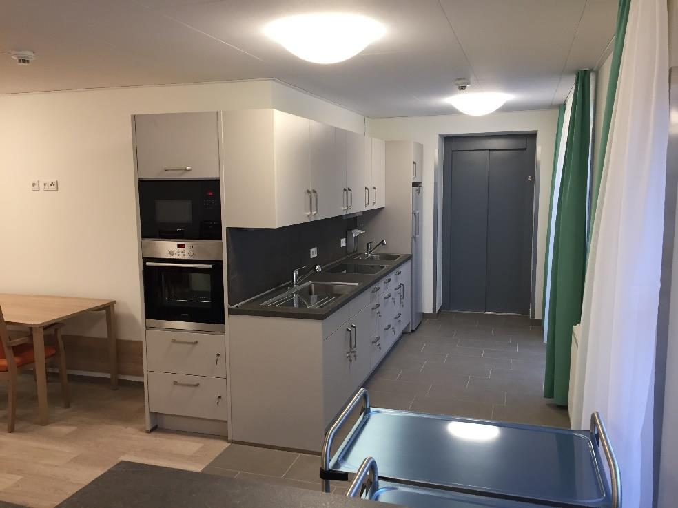 Küche Pflegezentrum PerlachStift