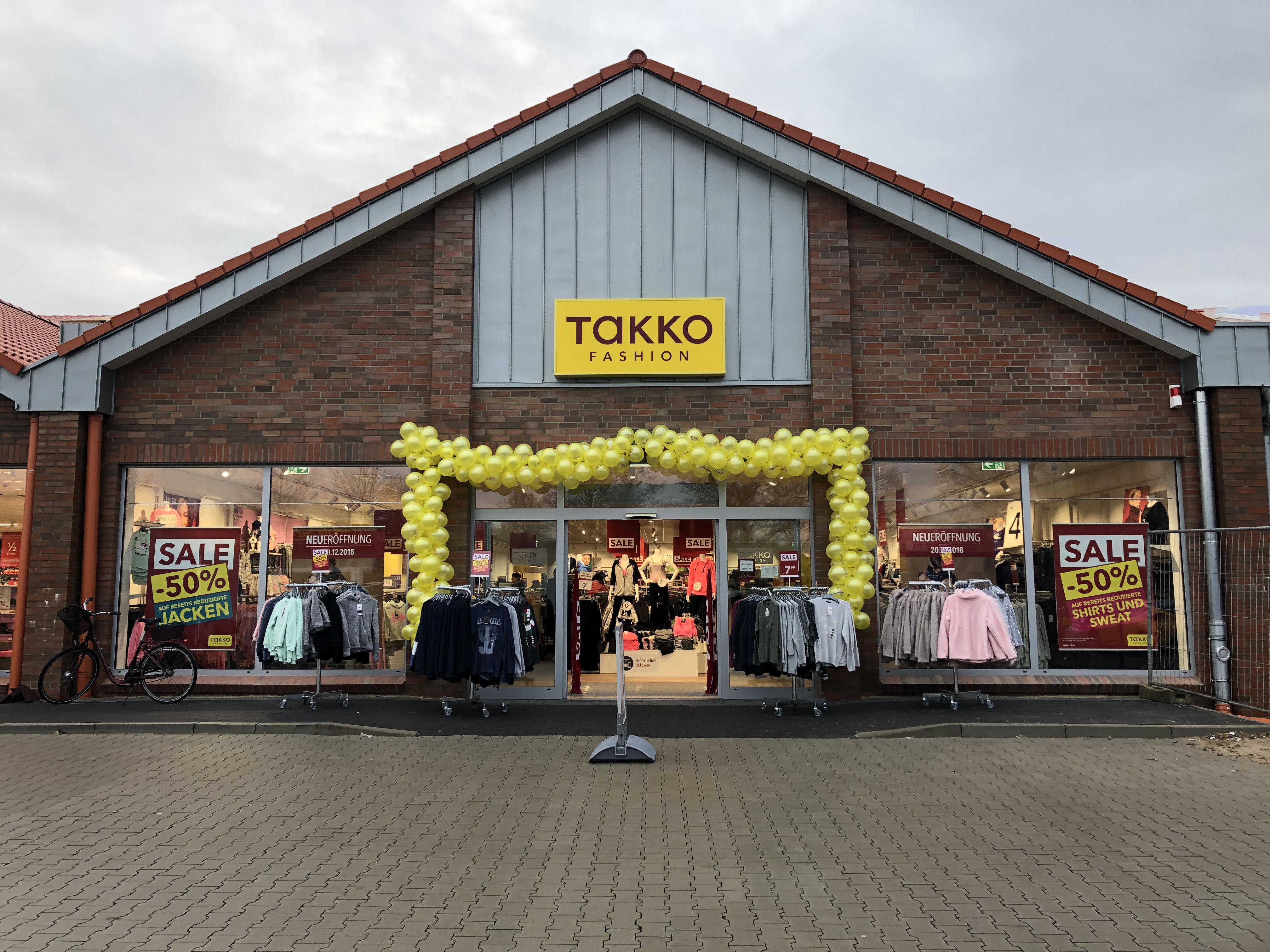 Takko im Fachmarktzentrum Dannenberg