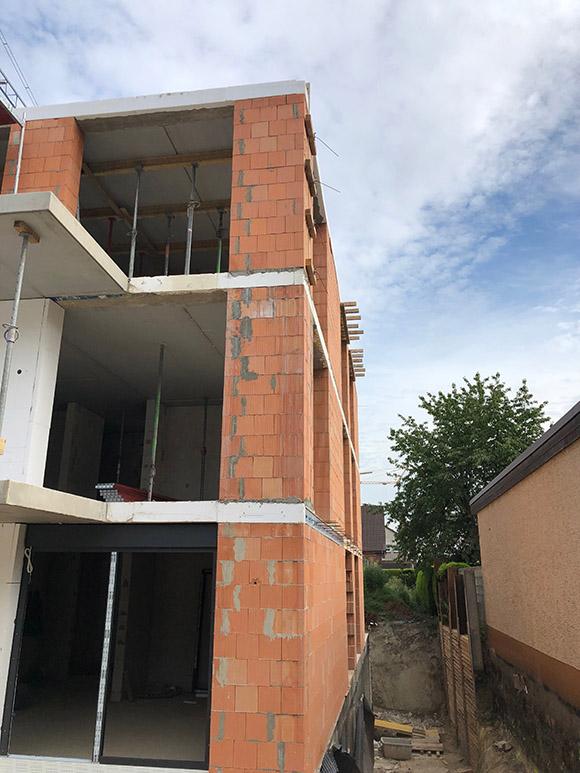 Rohbau Brackel Modern Living Apartments