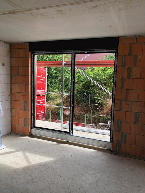 Baustelle Brackel Modern Living Apartments 3 - April 2019
