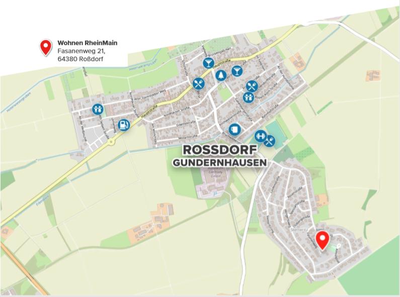 Mikrolage Roßdorf