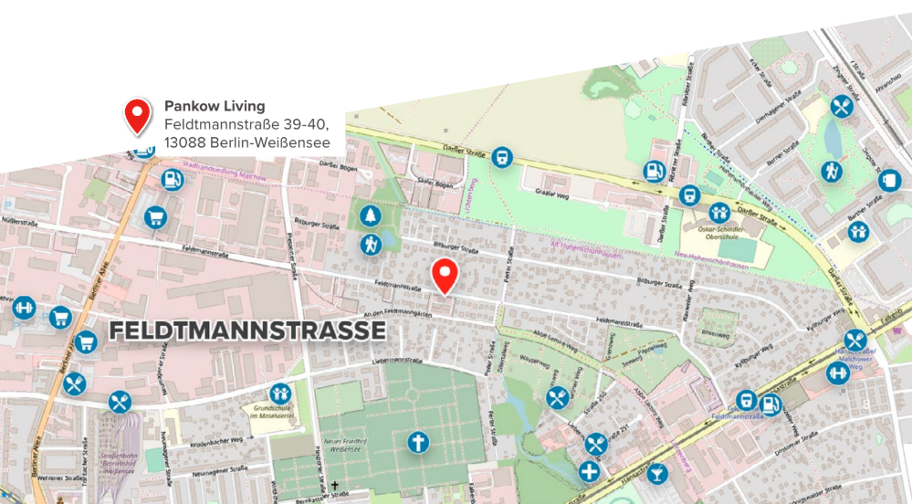 Mikrolage Feldtmannstraße