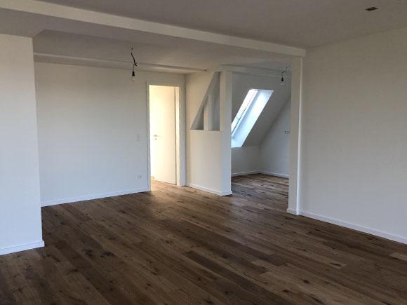 Dachgeschosswohnung EPPSIDE