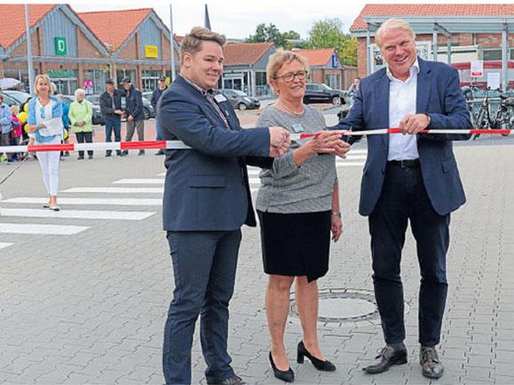 Restarbeiten Fachmarktzentrum Dannenberg