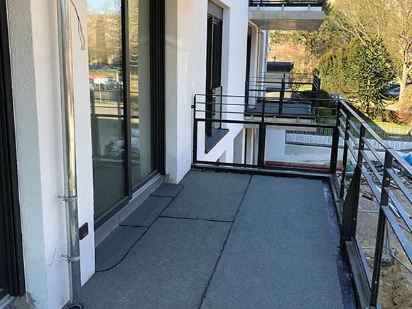 Balkone Brackel Modern Living Apartments