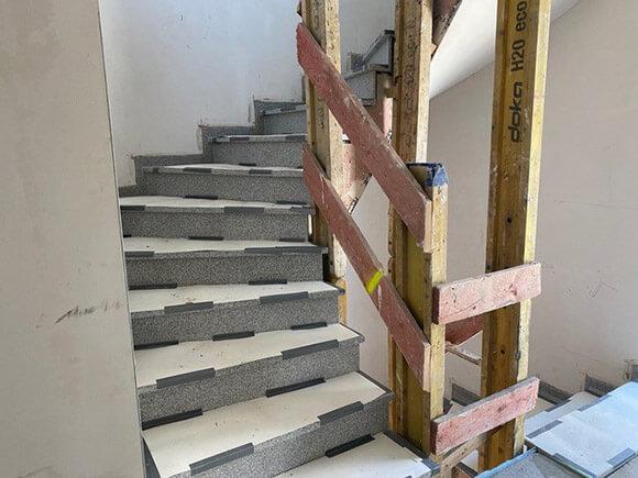 Treppe Büdigen