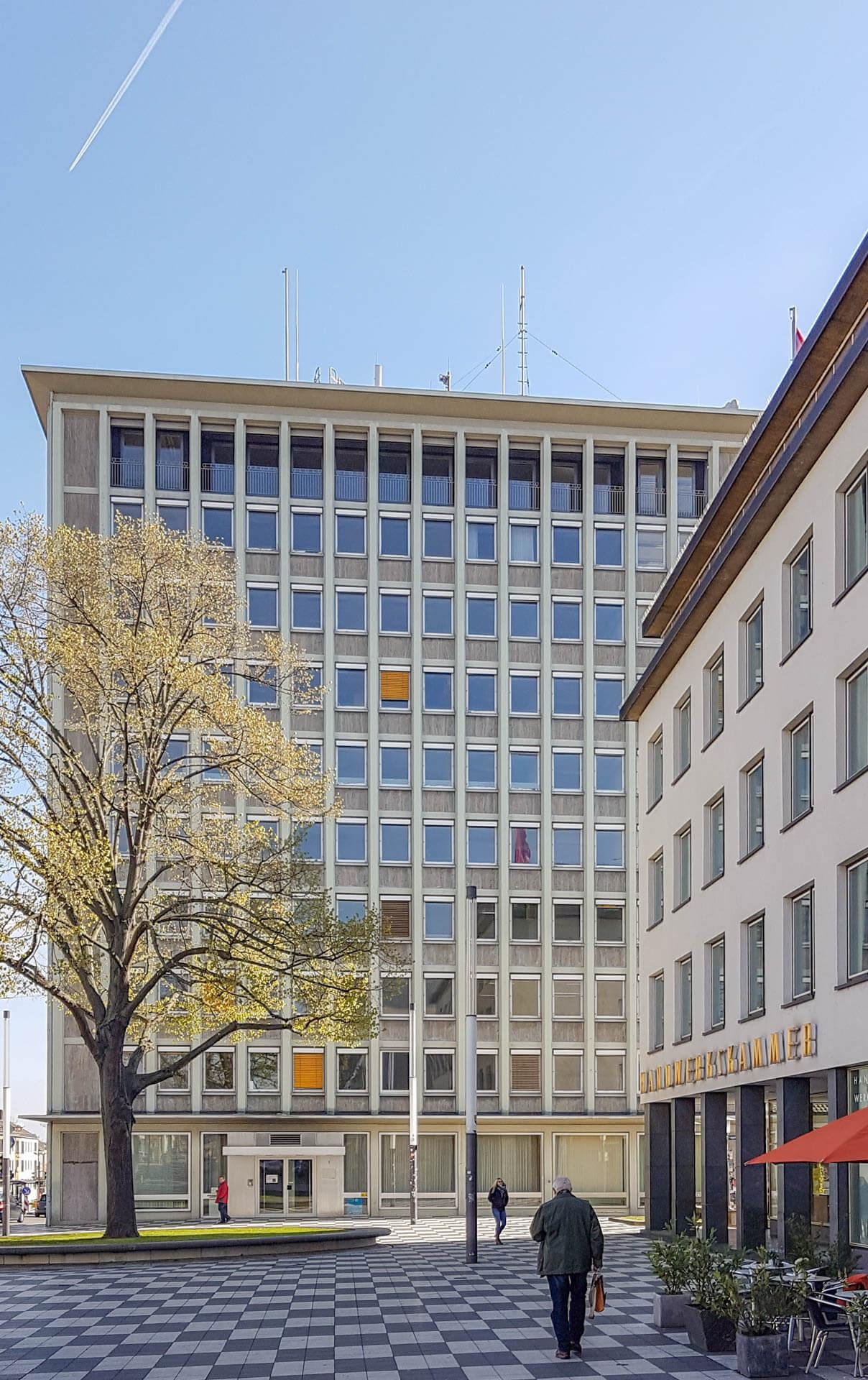 EAM Hochhaus
