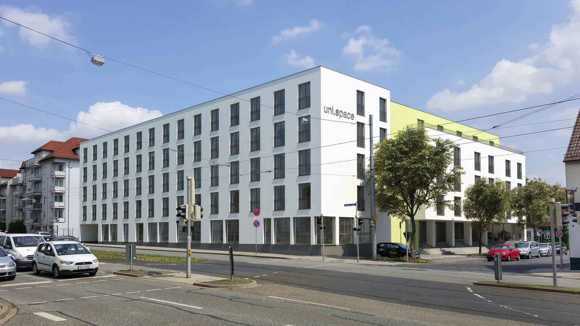 New.Space Microapartments Kassel
