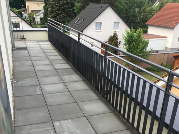 Balkon Feldtmanngärten