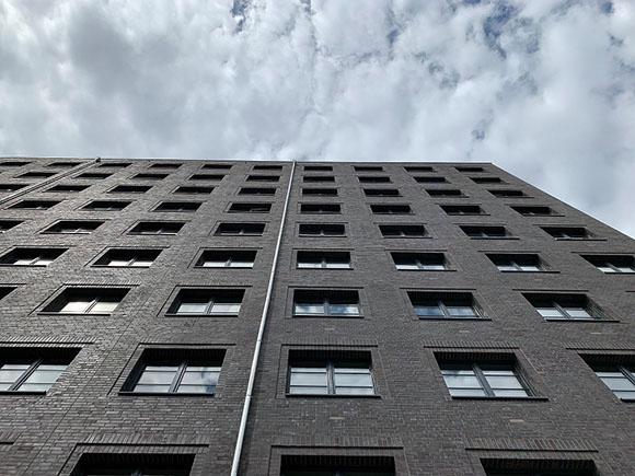 Fassade Niu Bricks