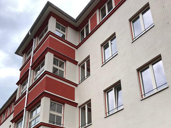 Vorderfassade Haus 7