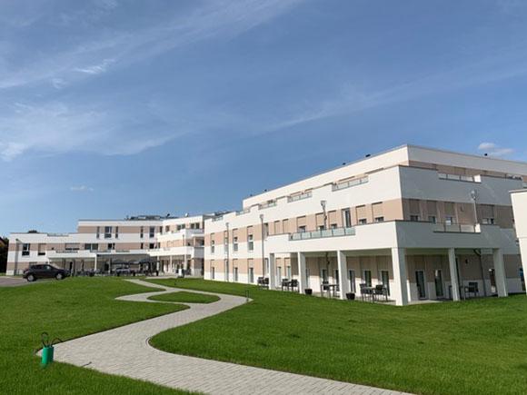Fussweg Quartier Am Golfplatz