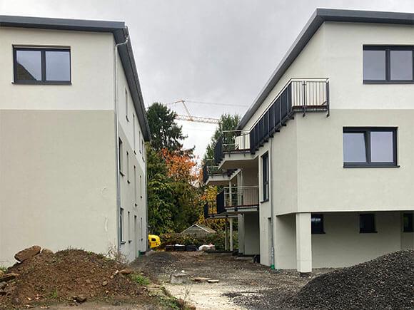 Innenhof Büdingen