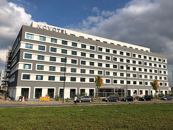 Novotel Düsseldorf