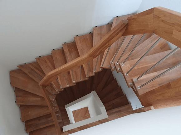 Treppenhaus Pankow Living